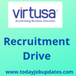 Virtusa Hiring Software Engineer