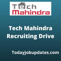 Tech Mahindra hiring Internship