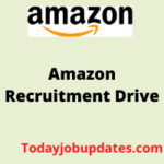 Amazon Recruitment Drive