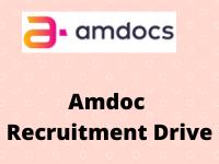 amdocs Recruitment drive