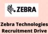 zebra Technologies Recruitment Drive