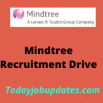 Mindtree Recruitment Drive