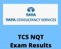 TCS NQT Exam Results 2020