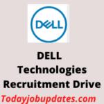 dell Recruitment Drive