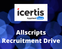 icertis Recruitment Drive