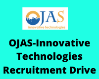 ojas Recruitment Drive