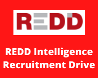Redd Intelligence Recruitment Drive