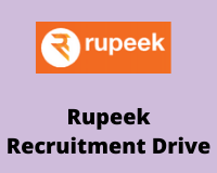 rupeek Recruitment Drive