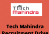 techmahindra Recruitment Drive