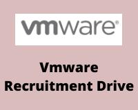 vmware Recruitment Drive