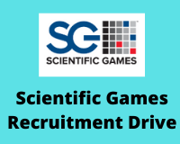 Scientific Games Recruitment Drive
