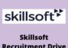 SkillSoft Recruitment Drive
