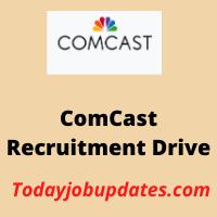 comcast Recruitment Drive