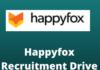 happyfox Recruitment Drive
