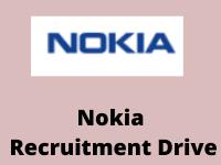 nokia Recruitment Drive