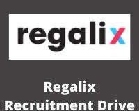 regalix Recruitment Drive