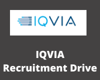 iqvia Recruitment Drive