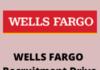 WELLS FARGO Recruitment Drive