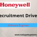 Honeywell hiring Software Engr