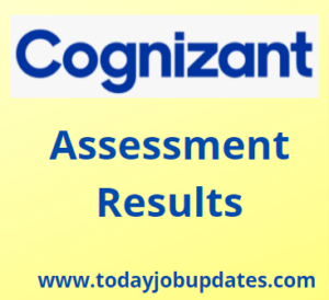 Cognizant Assessment Result