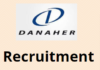 Danaher hiring Fresher