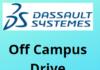 Dassault off campus drive 2021