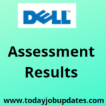 Dell exam results