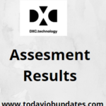 Dxc exam result