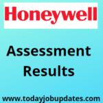 Honeywell Assessment Result