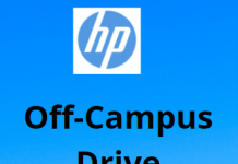 HP Off Campus Drive