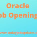 oracle job openings