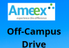 Ameex Off-Campus Drive