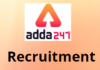 Adda hiring freshers