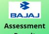 Bajaj test result