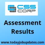 css tets results
