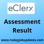 Eclerx Test Result