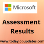 microsoft exam results