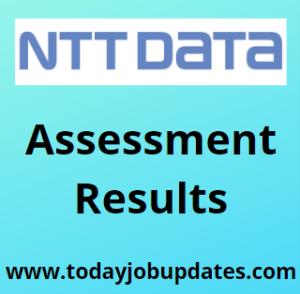 ntt data test results