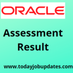 Oracle Test Results