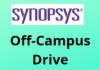 Synopsys hiring interns
