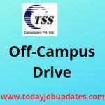 TSS Off-Campus Drive