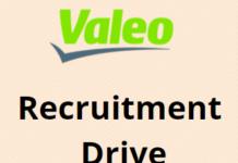 Valeo recruitment drive