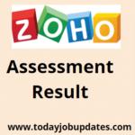 Zoho Results 2021